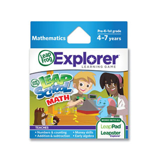 Soft Educational LeapPad Intelege Matematica