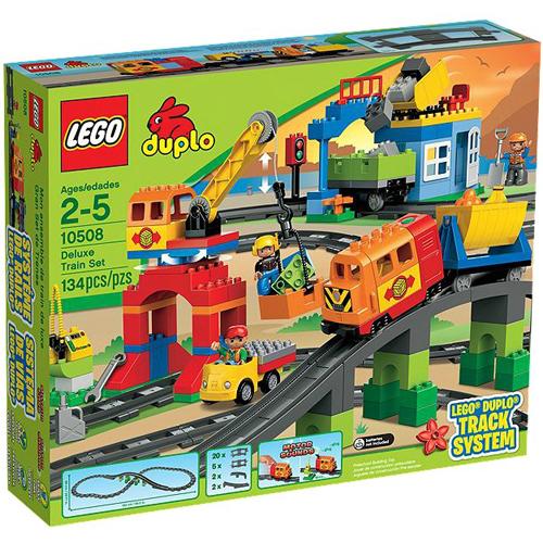 LEGO DUPLO Set de Tren Deluxe 10508