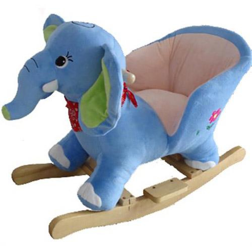 Balansoar cu Sunete Elefantul Curios thumbnail