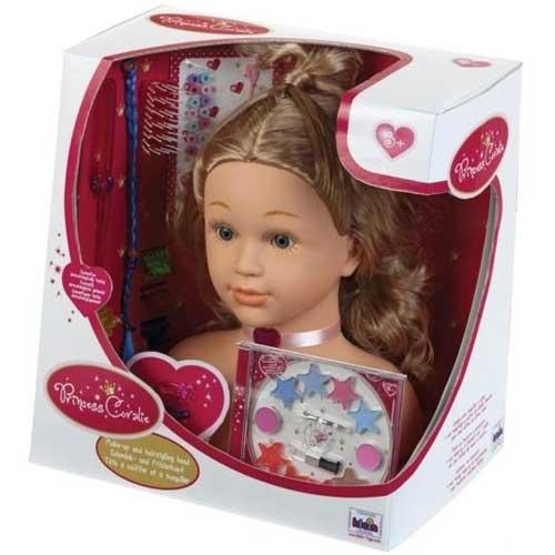 Klein Bust Princess Coralie pentru Machiat si Coafat