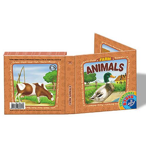 Carte Plianta cu Animale Domestice