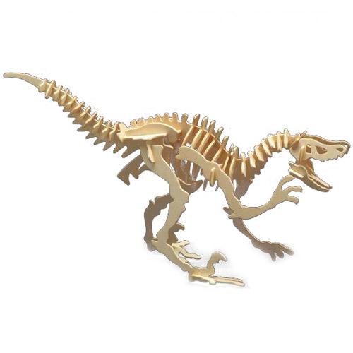 Puzzle 3D Volociraptor