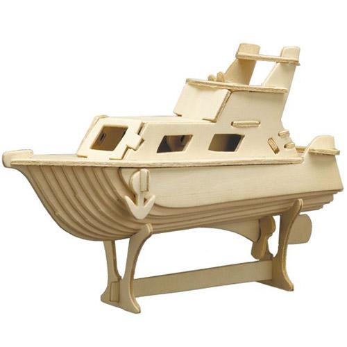 Puzzle 3D Yacht