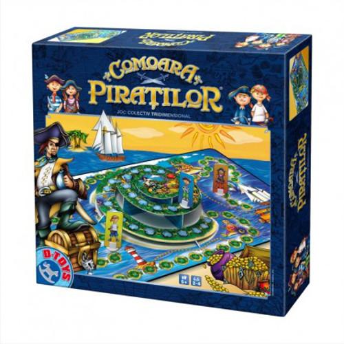 D-Toys Joc Comoara Piratilor
