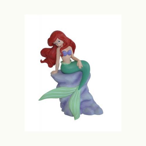 Figurina Ariel pe Stanca