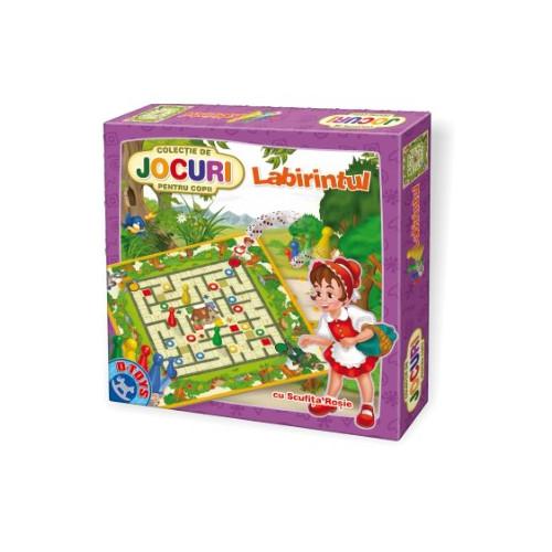Labirintul cu Scufita Rosie