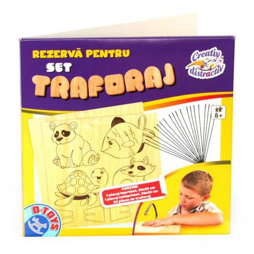 D-Toys Rezerva Set de Traforaj