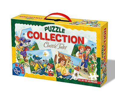 Puzzle Colectie Basme