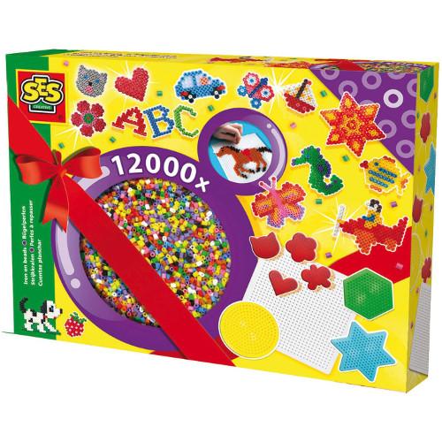 Set Margele Iron On Beads 12000