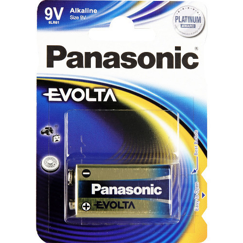 Baterie 9V Evolta thumbnail
