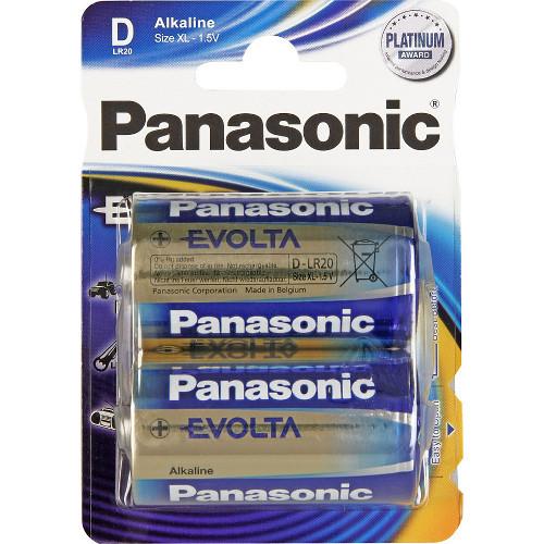 Set 2 Baterii Tip D Evolta thumbnail