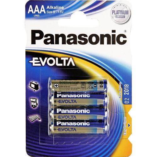Set 4 Baterii Tip AAA Evolta thumbnail