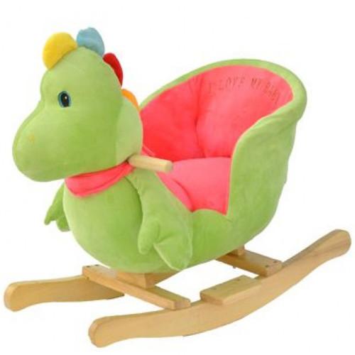 BabyGo Balansoar cu Sunete Dino