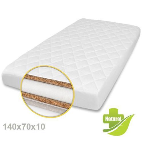 Saltea Coco Lux 140x70x10 cm