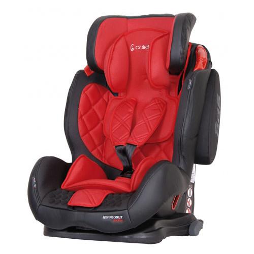 Scaun Auto Sportivo Only cu Isofix 9-36 kg