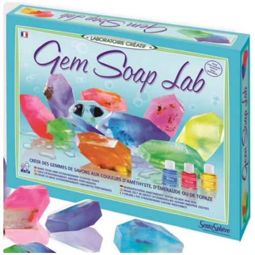 Sentosphere Laboratorul Gem Soap