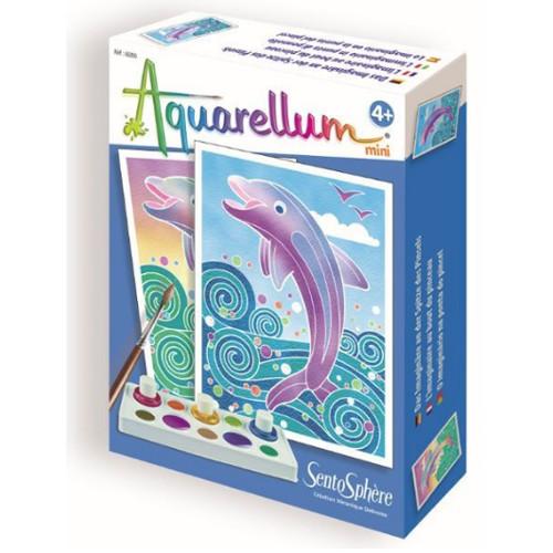 Sentosphere Aquarellum Mini Delfini