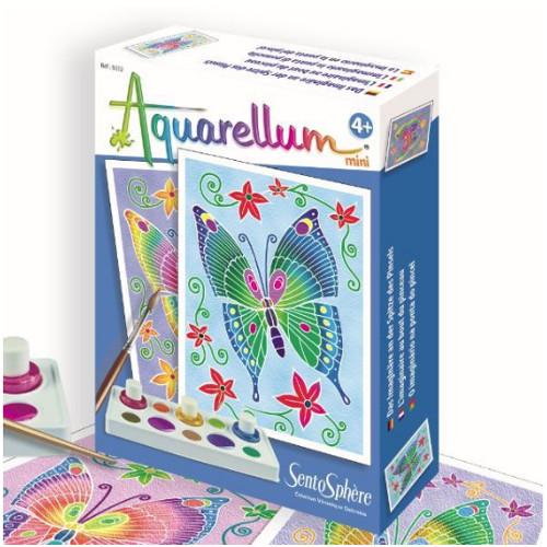Sentosphere Aquarellum Mini Fluturi