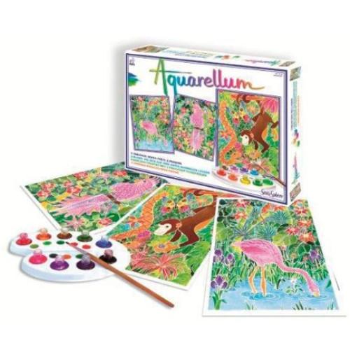Aquarellum Amazon