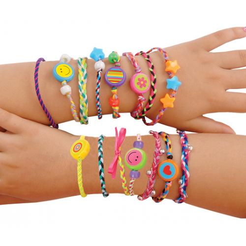 Frendship Bracelets - Kit Creatie Bratarile Prieteniei