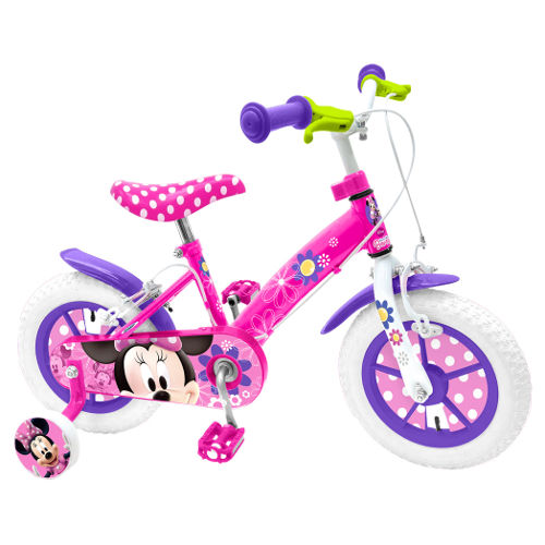 Bicicleta Minnie Mouse, 14 inch thumbnail
