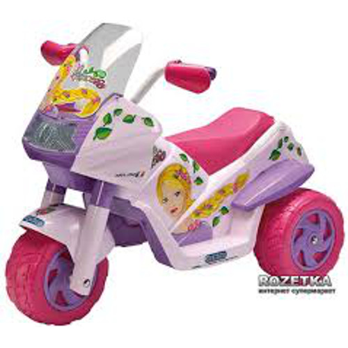 Motocicleta Raider Princess
