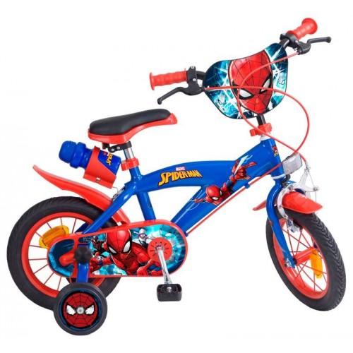 Toimsa Bicicleta Spiderman 12 inch
