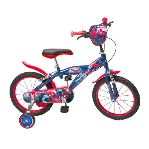 Bicicleta Spiderman 16 inch