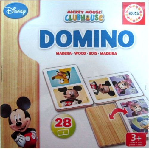 Domino Mickey Mouse