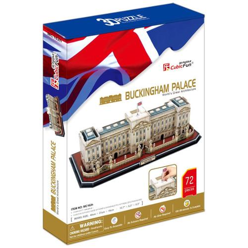 CubicFun Puzzle 3D Palatul Buckingham