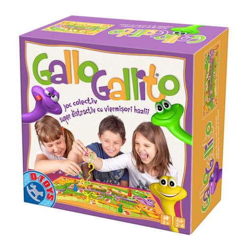 Joc Gallo Gallito