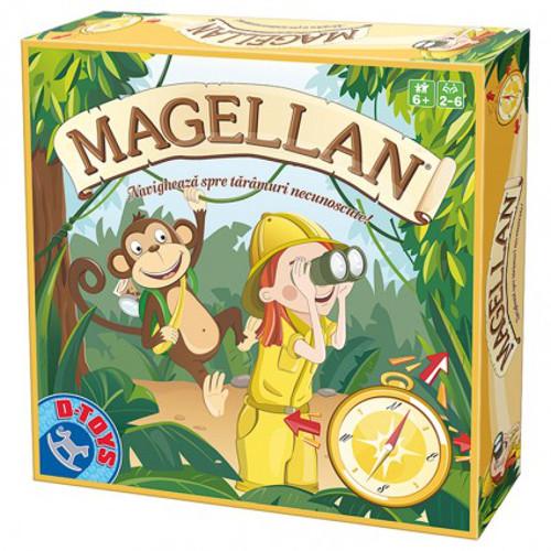 Joc Colectiv Magellan