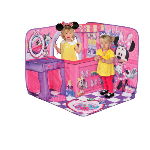 Ninja Cort Minnie Bow Tique Playscape