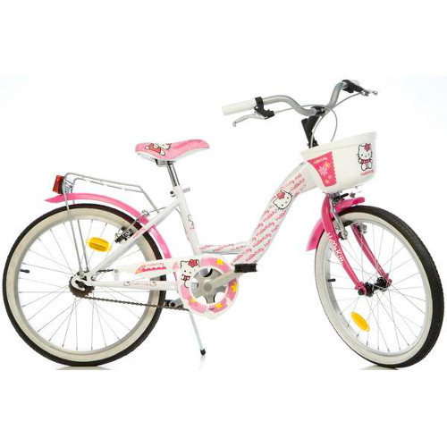 Bicicleta 20 Inch Hello Kitty