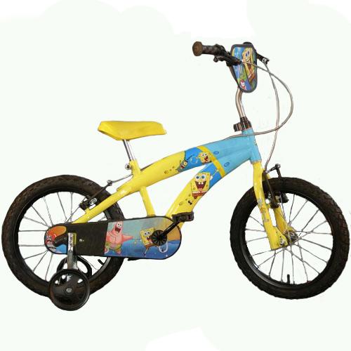 Bicicleta SpongeBob 165XC-SP, 16 inch