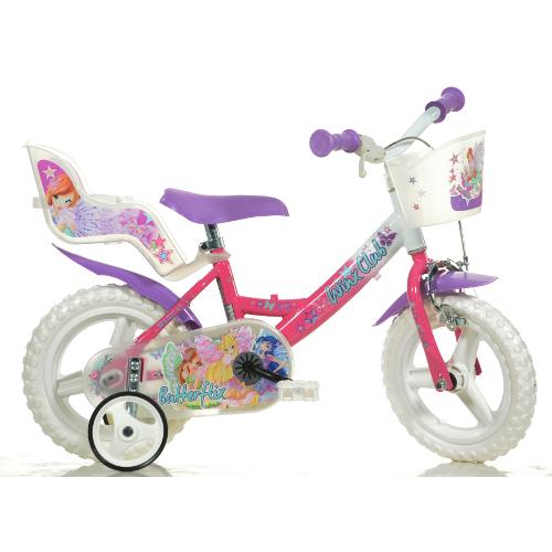 Bicicleta 124RL Seria Winx, 12 inch