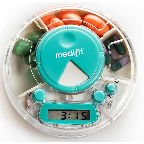 Medifit Portapilule Avertizor