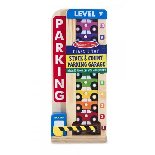 Parcare cu Numere