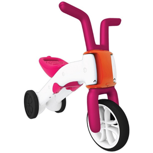 Tricicleta Bunzi 2 in 1 Roz thumbnail