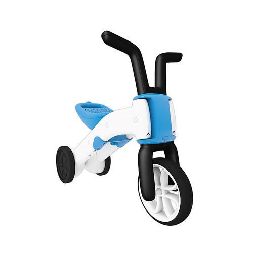 Tricicleta Bunzi 2 in 1 Albastra