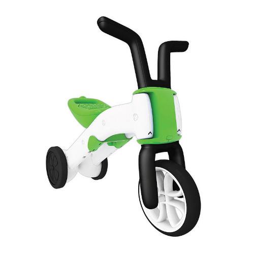 Tricicleta Bunzi 2 in 1 Verde