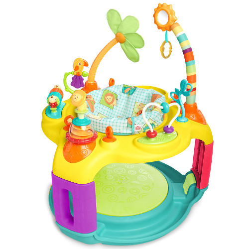 Centru de Activitati Springing Safari Bounce-A-Round