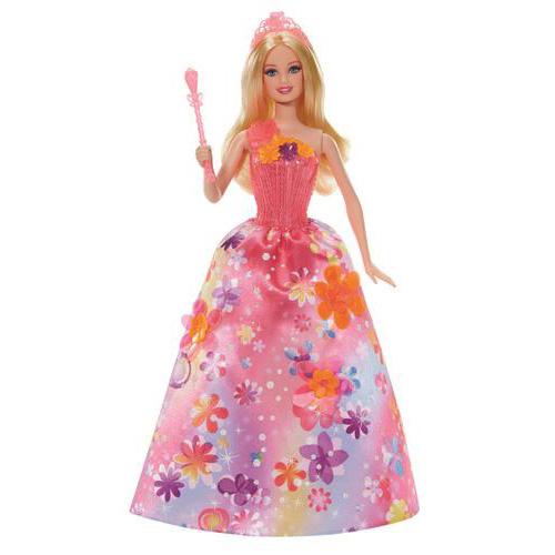 Papusa Muzicala Barbie - Printesa Alexa