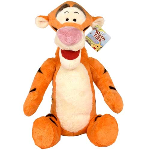 Mascota de Plus Tigru 35 cm