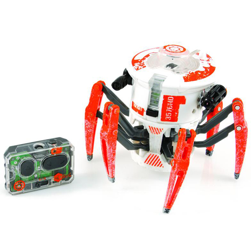 Microrobot Battle Spider