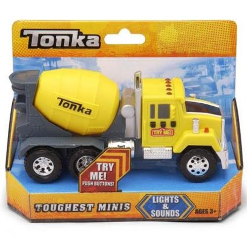 Tonka Camion cu Mixer