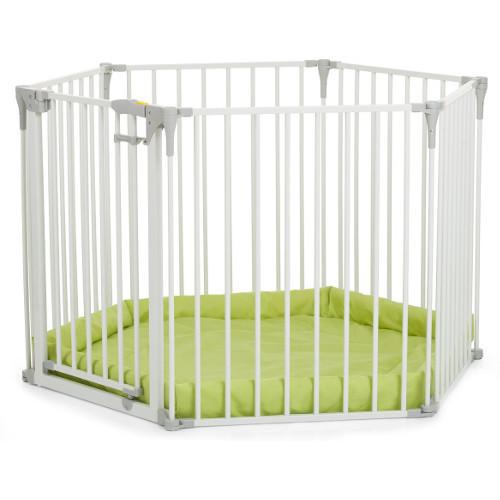 Protectie Multifunctionala Baby Park White
