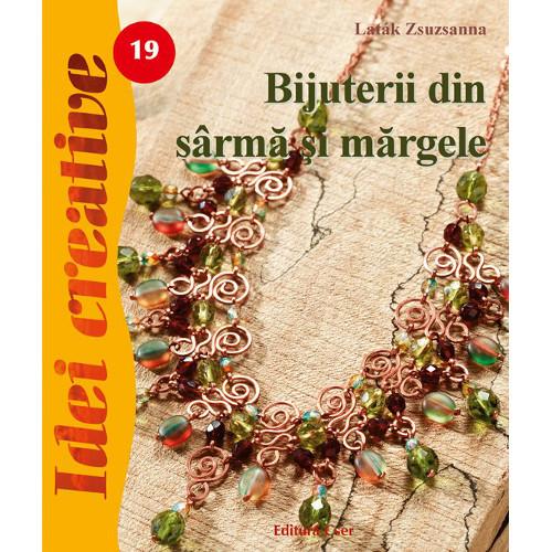 Bijuterii din Sarma si Margele 19 - Idei Creative