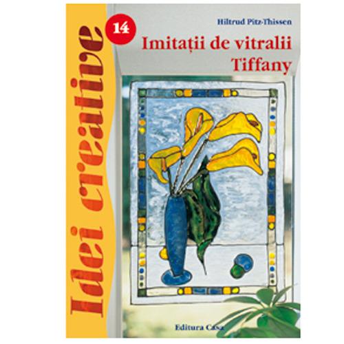 Imitatii de Vitralii Tiffany 14 - Idei Creative
