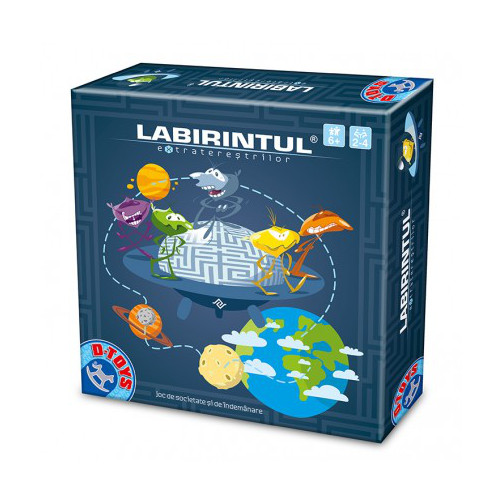 Joc Labirintul Extraterestilor